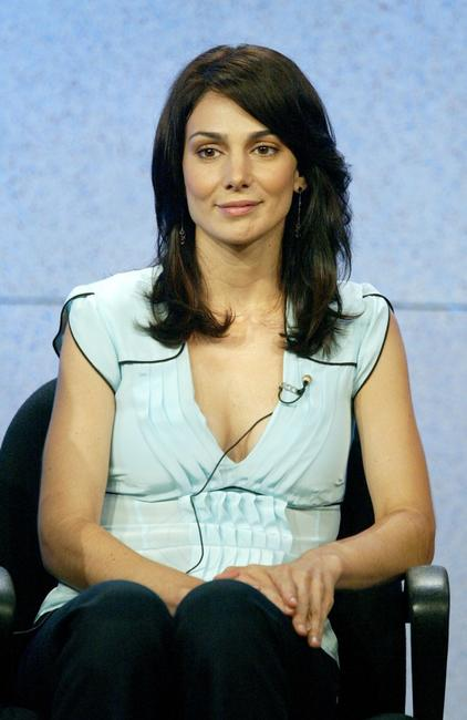 Annie Parisse at the panel discussion of