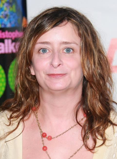 Rachel Dratch at the premiere of