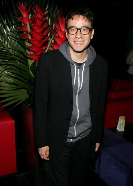 Fred Armisen at the afterparty of the premiere of