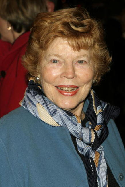 Anne Jackson at the opening night of