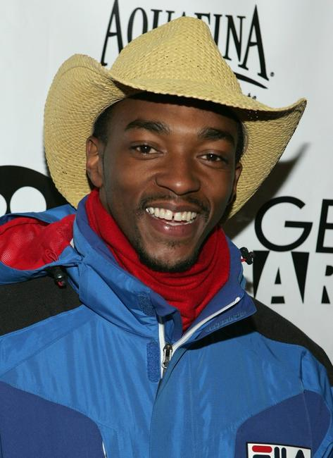 Anthony Mackie at the Sundance 2006 Celebration.