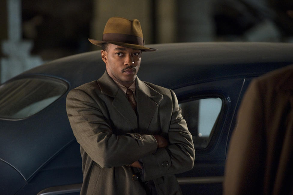 Anthony Mackie as Coleman Harris in