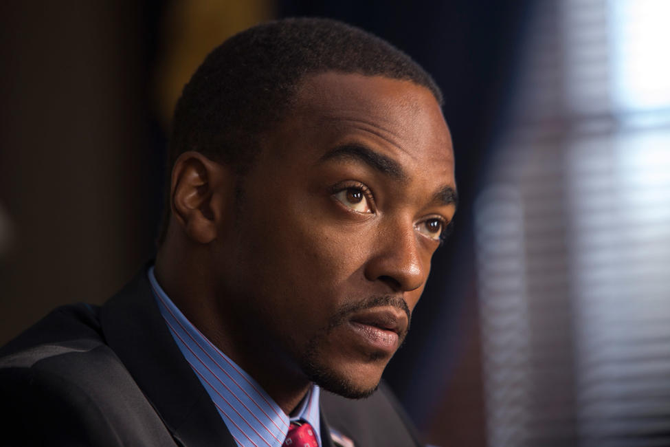Anthony Mackie as Sam Coulson in