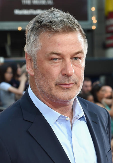 Alec Baldwin at the New York premiere of