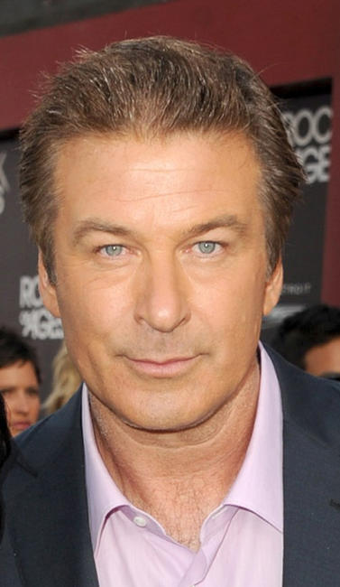 Alec Baldwin at the California premiere of