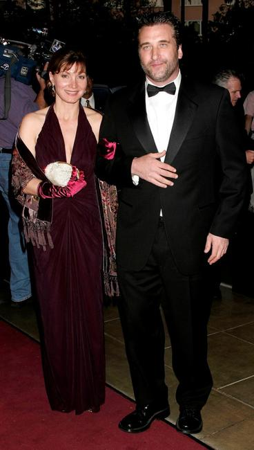 Isabella Hoffman and Daniel Baldwin at the 13th Annual Night of 100 Stars Oscar Viewing Black Tie Gala.