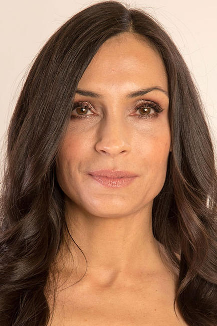 Famke Janssen at the 15th Annual Costume Designers Guild Awards in Beverly Hills.
