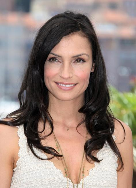 Famke Janssen at the photocall of