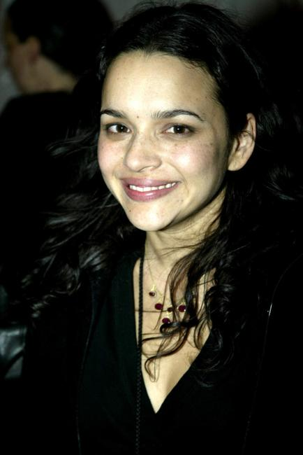 Norah Jones at the 2003 EMI Post Grammy Bash.
