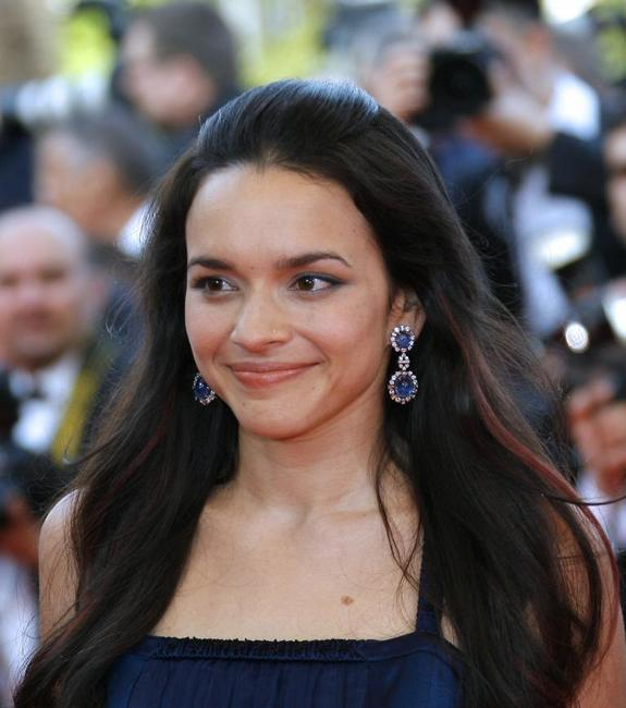 Norah Jones at the opening ceremony of the 60th edition of the Cannes Film Festival.