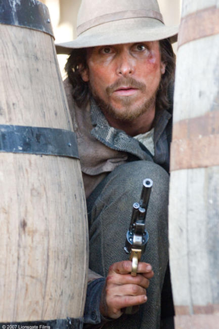 Christian Bale as Dan Evans in
