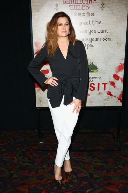 Kathryn Hahn at the New York premiere of