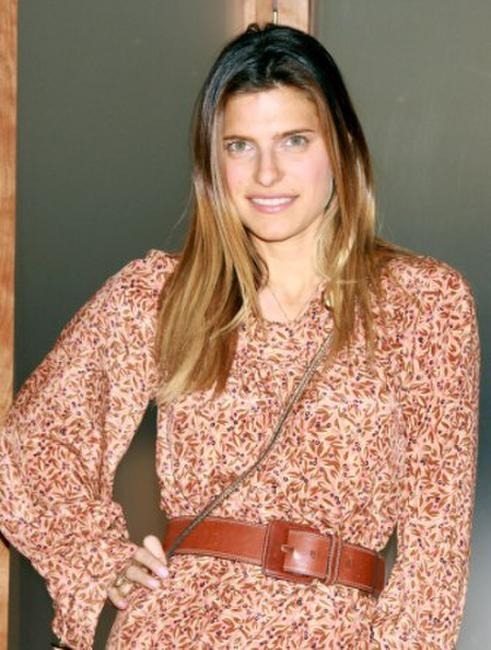 Lake Bell at the 1st Annual Luncheon and Educational Panel to Benefit the Northeast Organic Farming Association of New York.
