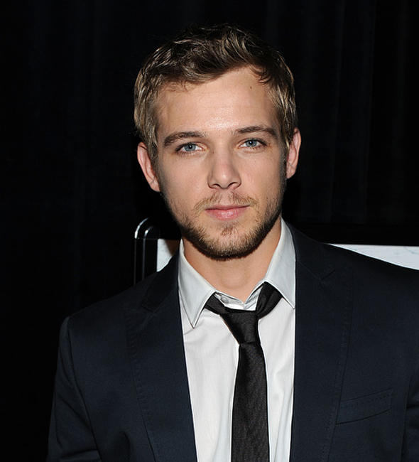 Max Thieriot at the New York premiere of