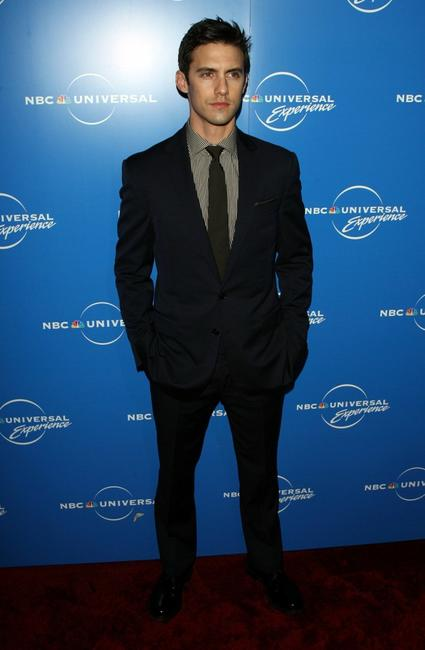Milo Ventimiglia at the NBC Universal Experience.