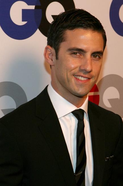 Milo Ventimiglia at the GQ 2007 Men Of The Year celebration.