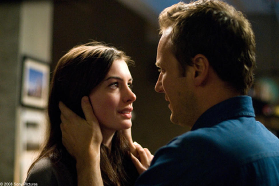Anne Hathaway and Patrick Wilson in