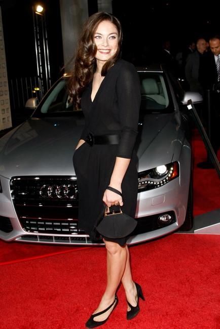 Alexa Davalos at the 2008 AFI FEST Closing Night Gala Screening of