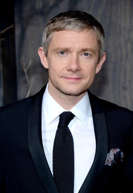 Martin Freeman at the California premiere of