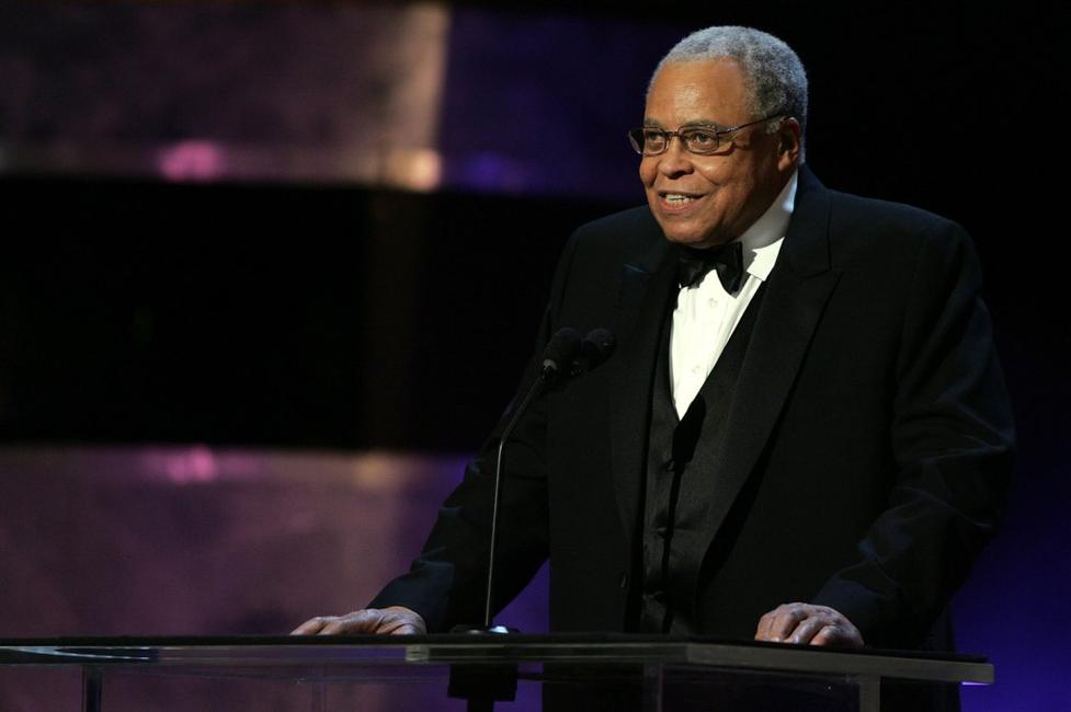James Earl Jones at the 34th AFI Life Achievement Award.