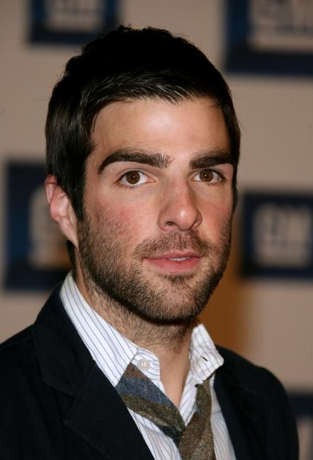 Zachary Quinto at the 6th Annual General Motors TEN event.