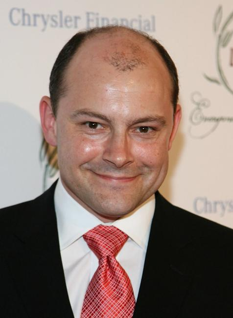 Rob Corddry at the 9th Annual Dinner Benefiting the Lili Claire Foundation.
