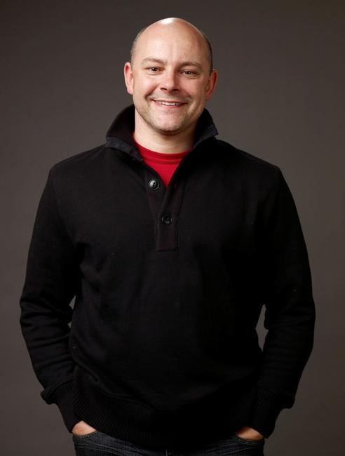 Rob Corddry at the 2009 Sundance Film Festival.