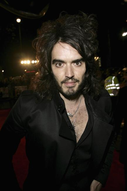 Russell Brand at the UK premiere of