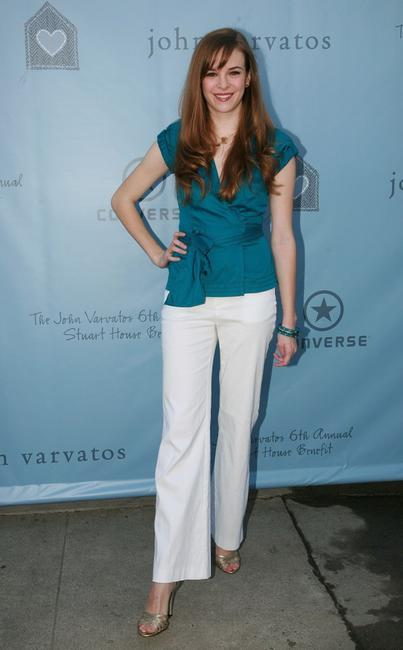 Danielle Panabaker at the John Varvatos 6th Annual Stuart House Benefit.