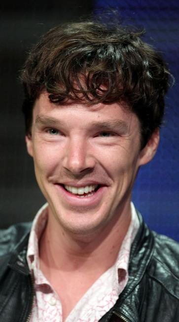 Benedict Cumberbatch at the 2010 Summer TCA Press Tour.