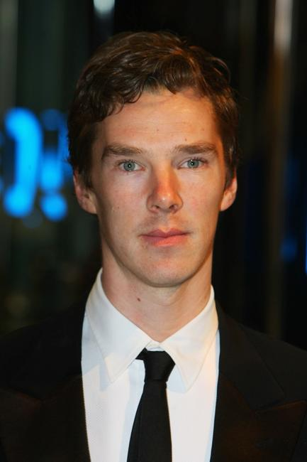 Benedict Cumberbatch at the premiere of