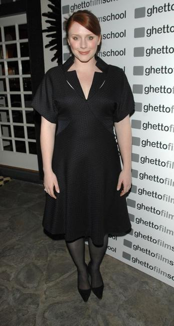Bryce Dallas Howard at the Ghetto Film School's 2008 Hollywood Benefit.
