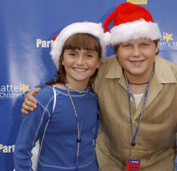 Alyson Stoner and Kevin Schmidt at the 4th Annual