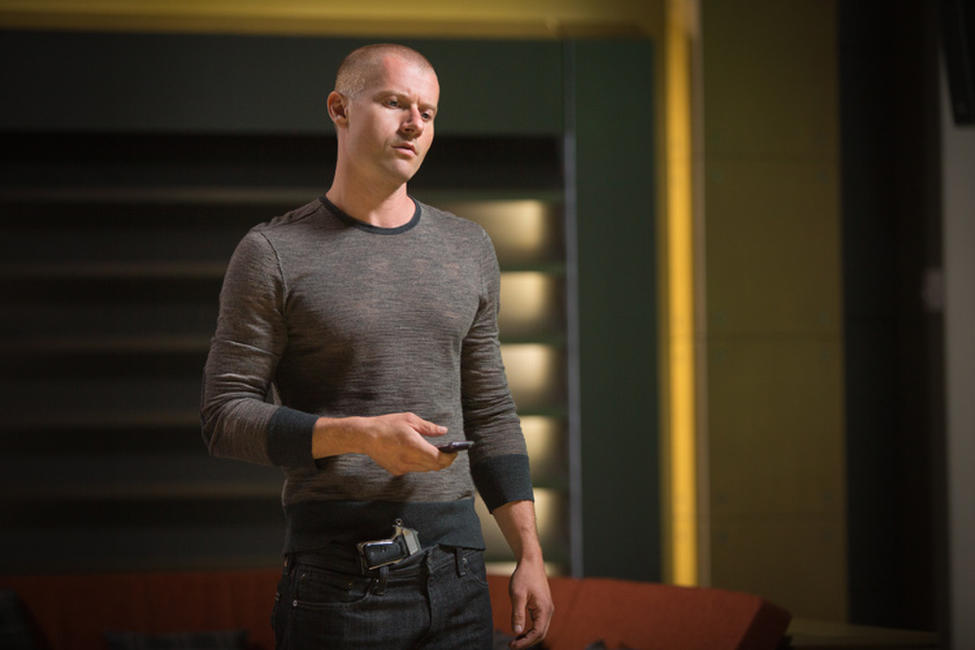 James Badge Dale as Eric Savin in
