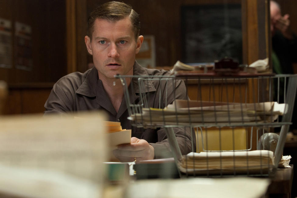 James Badge Dale as Robert Oswald in