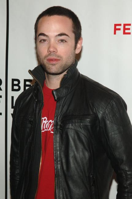 John Hensley at the premiere of