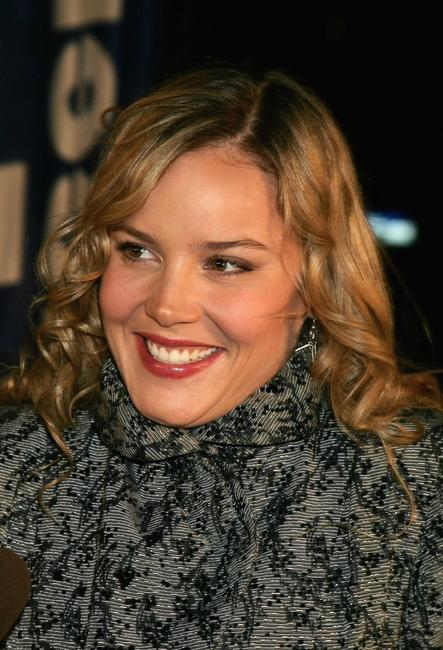 Abbie Cornish at the 2006 Hisense Inside Film Awards.