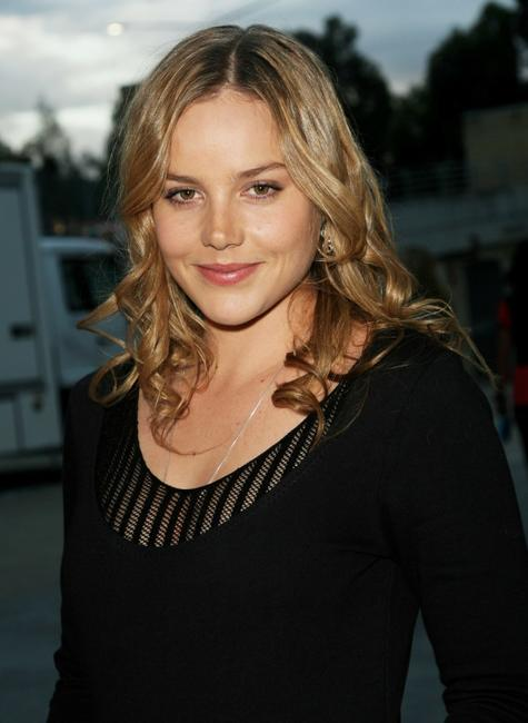 Abbie Cornish at the third annual MTV Australia Video Music Awards 2007.