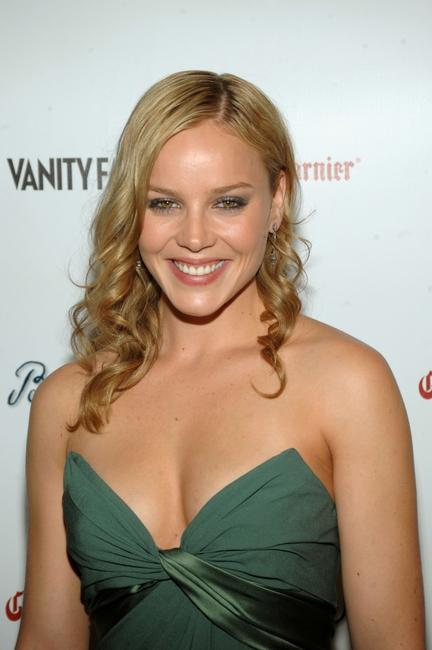 Abbie Cornish at the New York premiere of