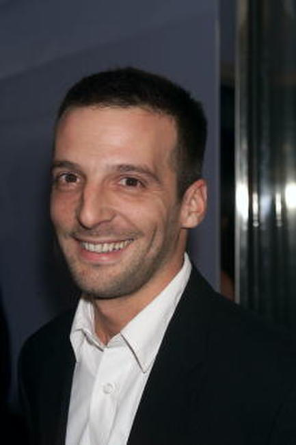 Mathieu Kassovitz at the New York screening of