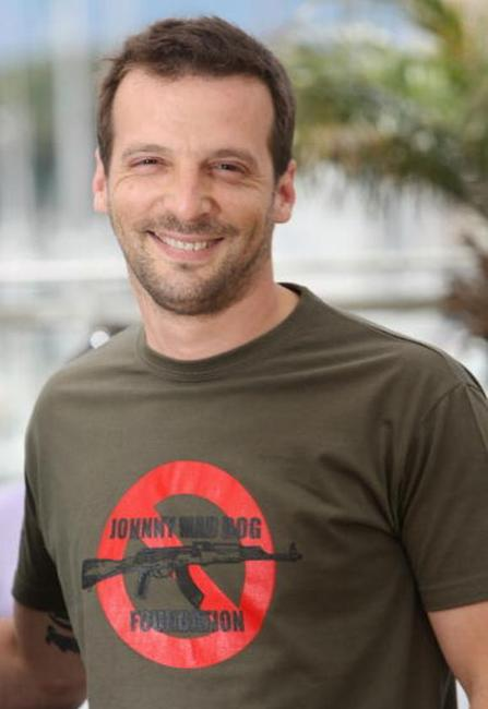 Mathieu Kassovitz at the photocall of