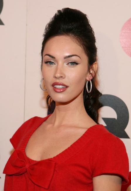 Megan Fox at the GQ 2007