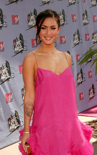 Megan Fox at the 2007 MTV Movie Awards.