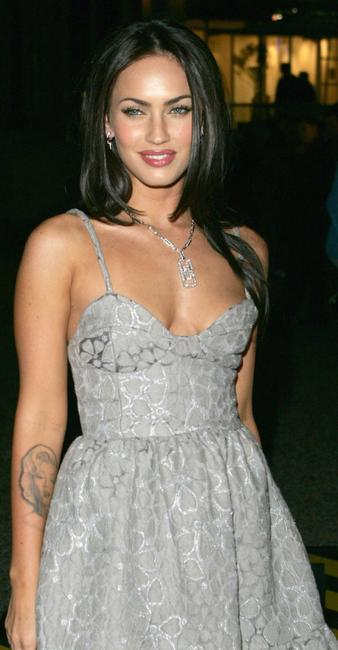 Megan Fox at the special event celebrity screening of