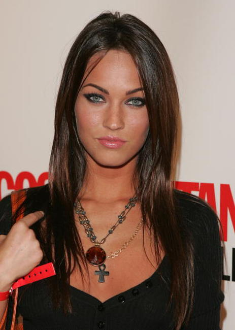 Megan Fox at Cosmopolitan Magazine's 40th Birthday Party Celebration