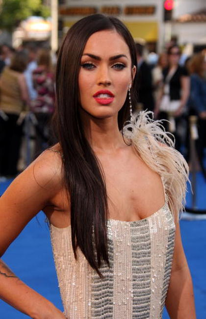 Megan Fox at the