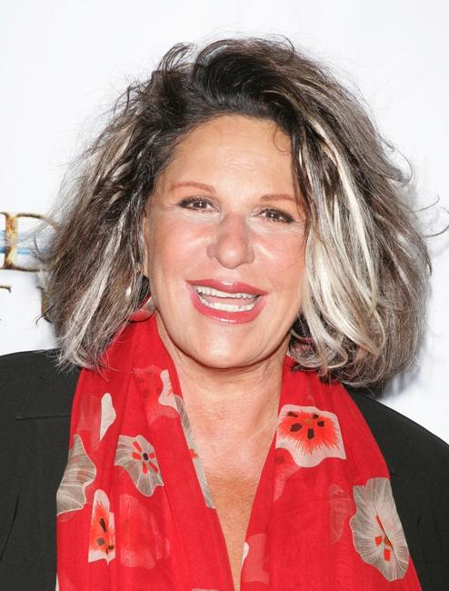 Lainie Kazan at the opening of