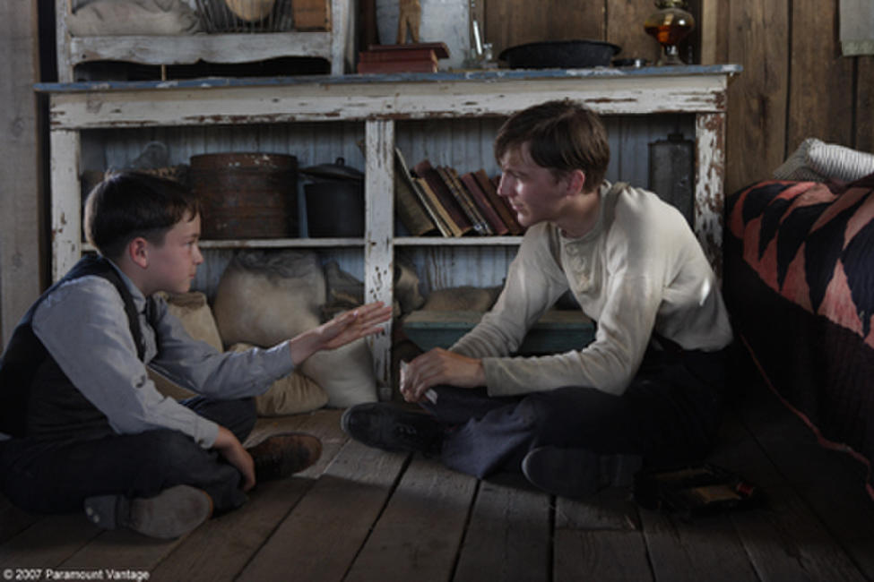 Dillion Freasier and Paul Dano in
