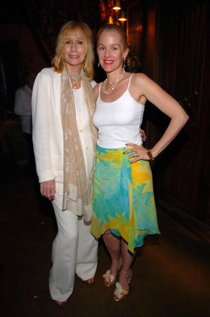 Sally Kellerman and Penelope Ann Miller at the Sarasota Film Festival.