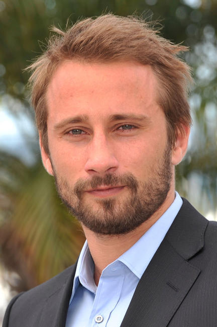 Matthias Schoenaerts at the photocall of